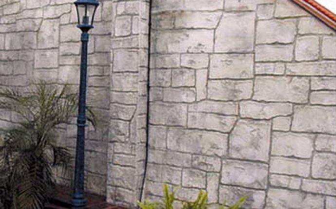 фасада под камень