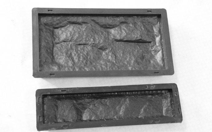 Формы для изготовления декоративного камня от компании Каприз