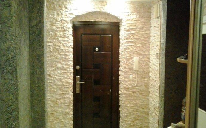 Инструкция отделки дверного проема декоративным камнем