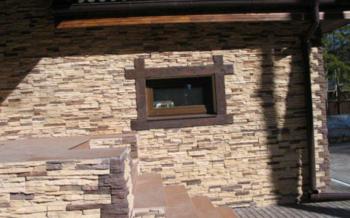 Искусственный декоративный камень для фасада купить