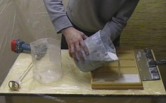 Изготовление декоративного камня своими руками - Строительный