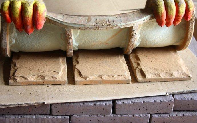 Изготовление декоративного камня в домашних условиях по шагам