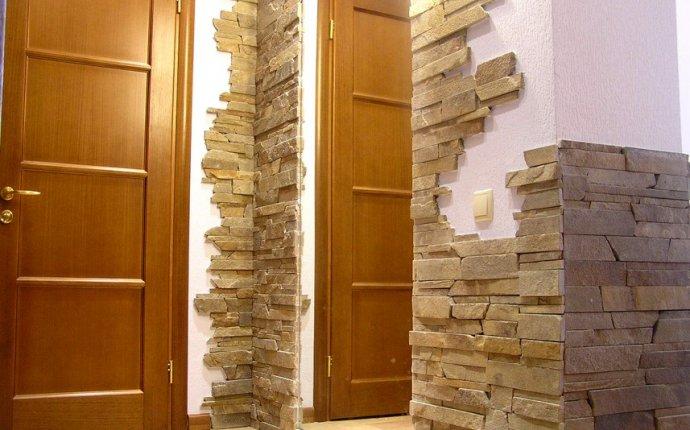 Как клеить декоративный камень на стены? Несколько разных способов