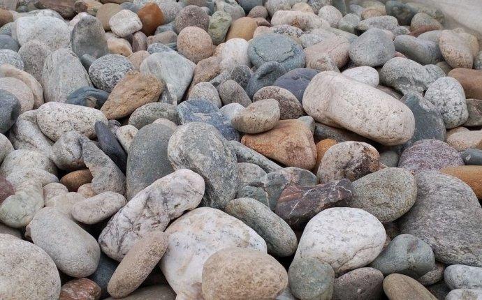 Натуральный декоративный камень галька от компании ТПК Ирбис
