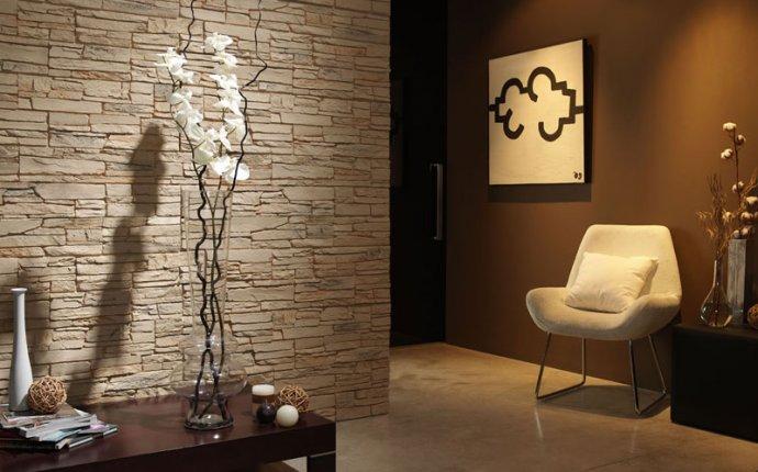 Отделка стен декоративным камнем — оформляем фасад и стены