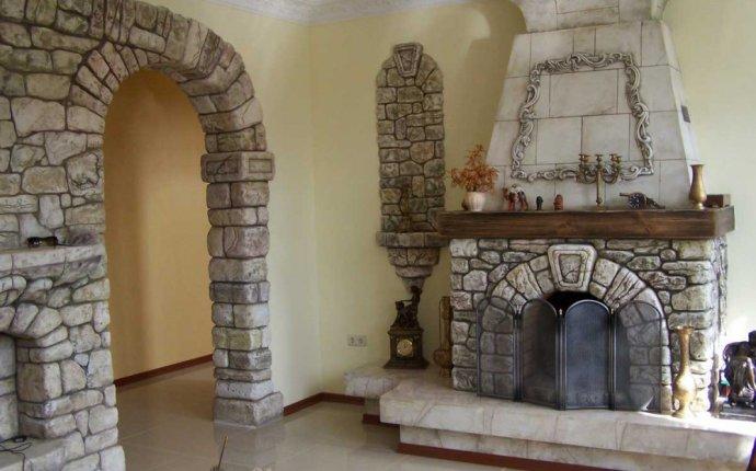 Сколько стоит укладка декоративного камня