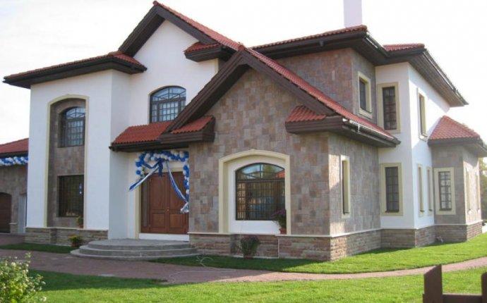 Услуги по укладке декоративного облицовочного камня (цоколи